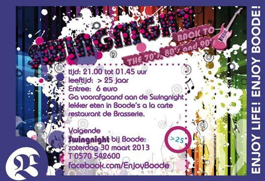 Swingnight DJ