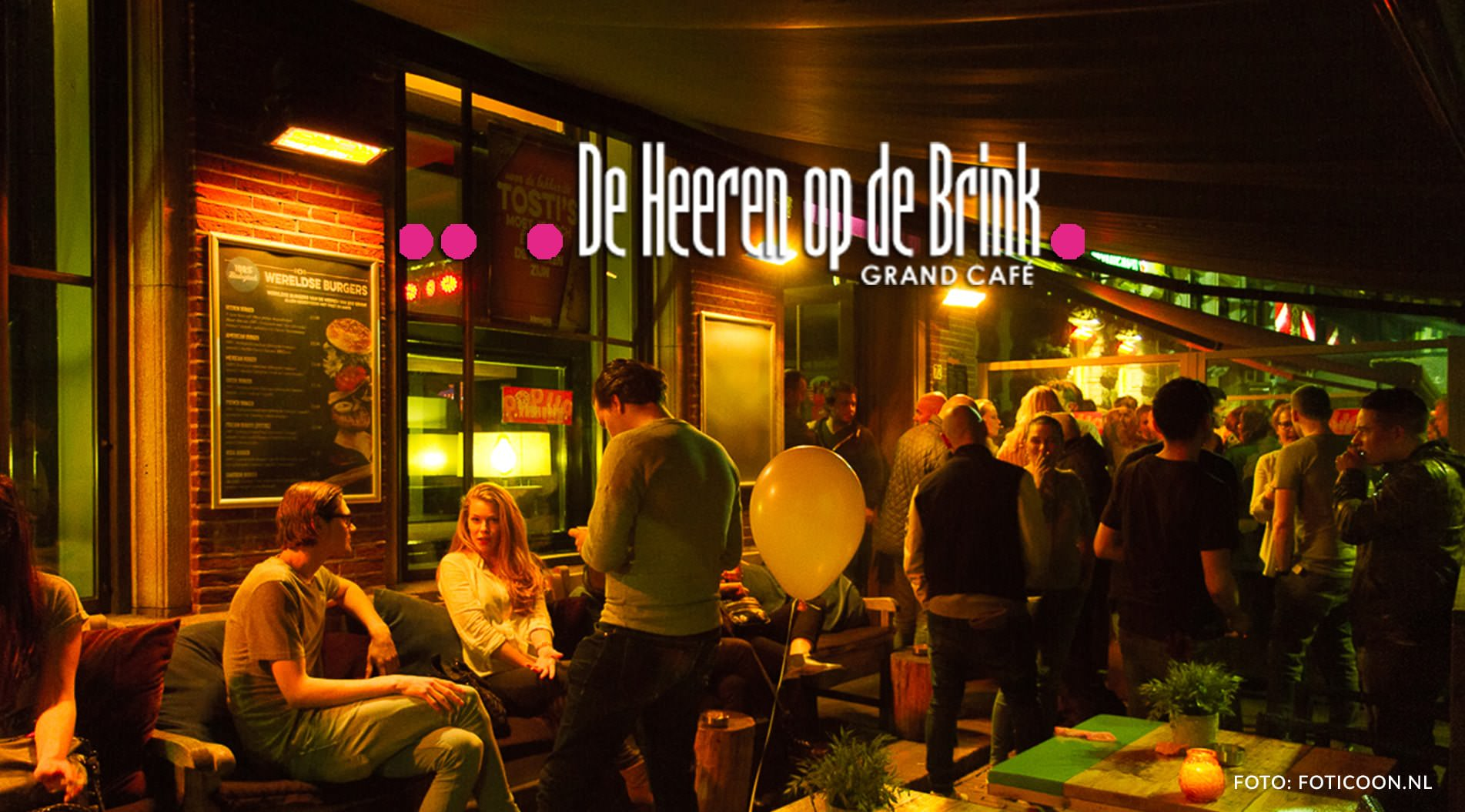uitgaan in Deventer Heeren DJ