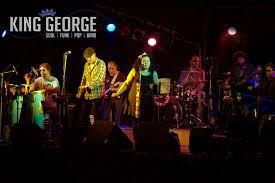 King George - de heeren - muziek totaal-dj