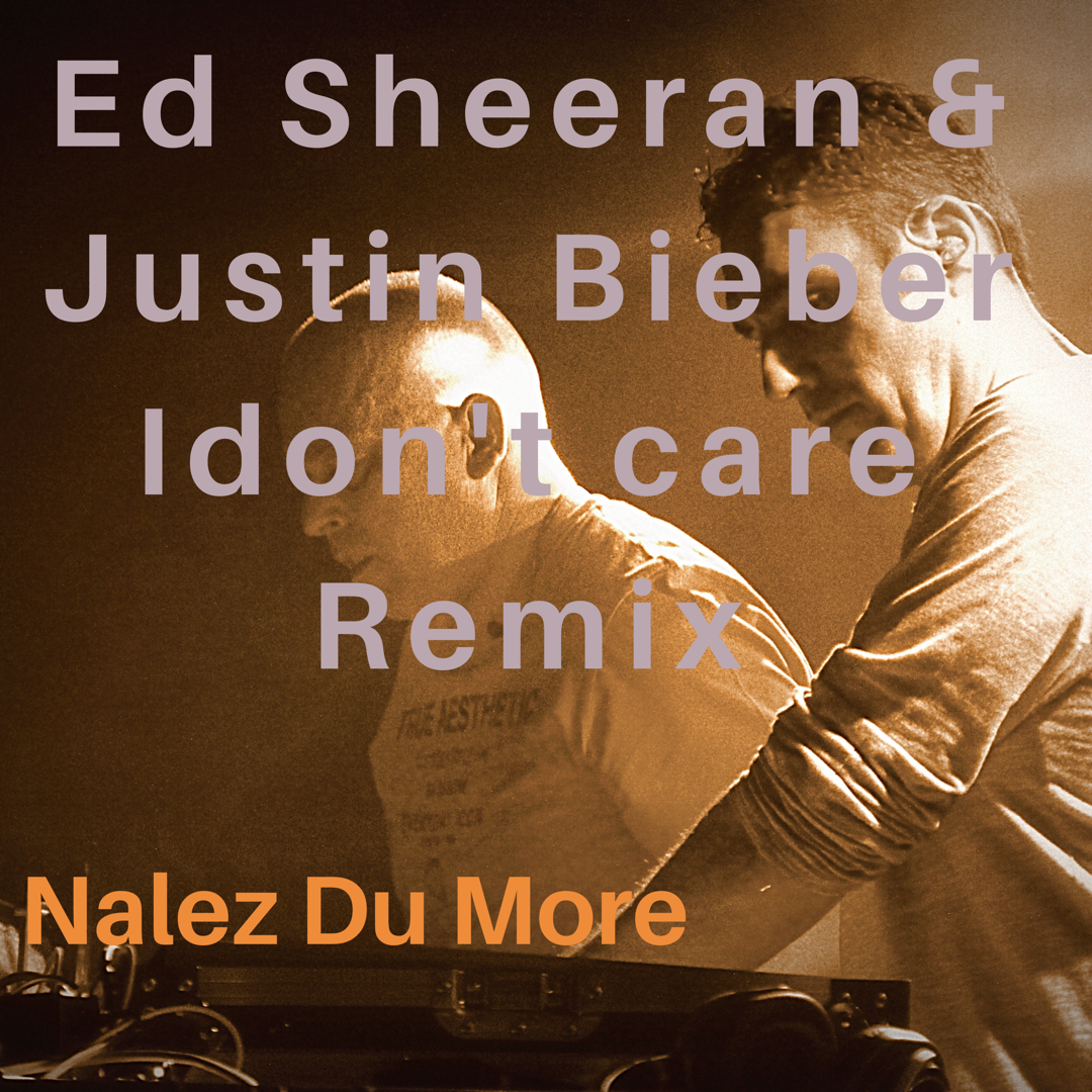 Ed Sheeran- I Don't Care Remix