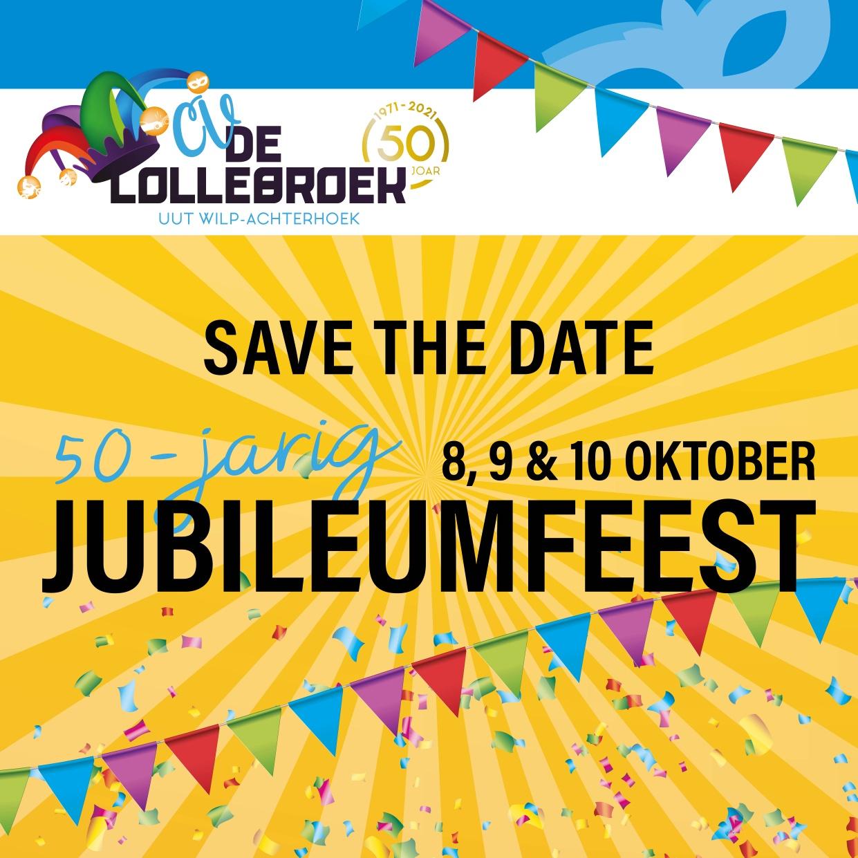 Carnaval Jubileum Wilp